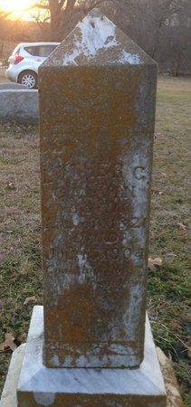 CALWIN, LUTHER C. - Ellis County, Texas | LUTHER C. CALWIN - Texas Gravestone Photos