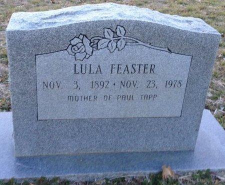 FEASTER, LULA - Ellis County, Texas   LULA FEASTER - Texas Gravestone Photos