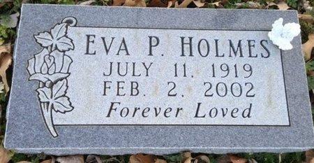 HOLMES, EVA PAULINE - Ellis County, Texas | EVA PAULINE HOLMES - Texas Gravestone Photos