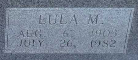 TRULL JENKINS, EULA MAY (CLOSE UP) - Ellis County, Texas | EULA MAY (CLOSE UP) TRULL JENKINS - Texas Gravestone Photos