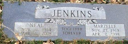 JENKINS, MARZELLA - Ellis County, Texas | MARZELLA JENKINS - Texas Gravestone Photos