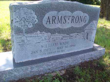 ARMSTRONG, WILLIAM WADE - Erath County, Texas | WILLIAM WADE ARMSTRONG - Texas Gravestone Photos