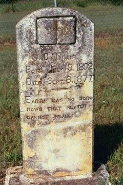 BLAIR, SILAS C. - Erath County, Texas | SILAS C. BLAIR - Texas Gravestone Photos