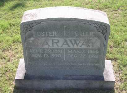 CAARAWAY, FOSTER - Erath County, Texas   FOSTER CAARAWAY - Texas Gravestone Photos