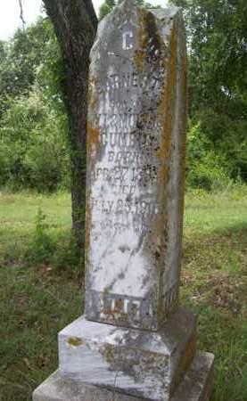 CUMBIE, EARNEST - Erath County, Texas | EARNEST CUMBIE - Texas Gravestone Photos