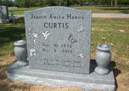 CURTIS, JANICE ANITA - Erath County, Texas | JANICE ANITA CURTIS - Texas Gravestone Photos