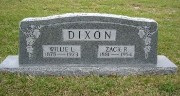 DIXON, WILLIE - Erath County, Texas | WILLIE DIXON - Texas Gravestone Photos