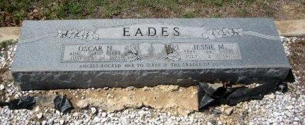 EADES, JESSIE - Erath County, Texas | JESSIE EADES - Texas Gravestone Photos