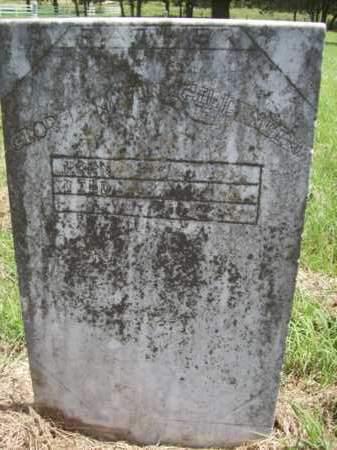 GILLENTINE, GEORGE IRVIN - Erath County, Texas | GEORGE IRVIN GILLENTINE - Texas Gravestone Photos