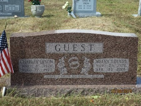 GUEST, MELVA LOUISE - Erath County, Texas | MELVA LOUISE GUEST - Texas Gravestone Photos