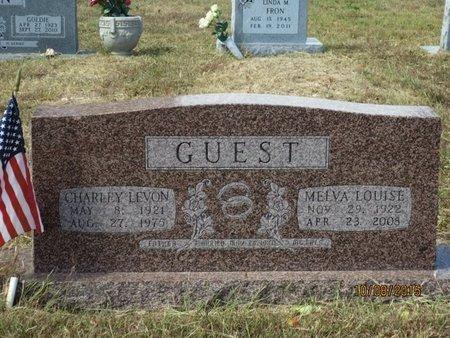 GUEST, CHARLEY LEVON - Erath County, Texas | CHARLEY LEVON GUEST - Texas Gravestone Photos