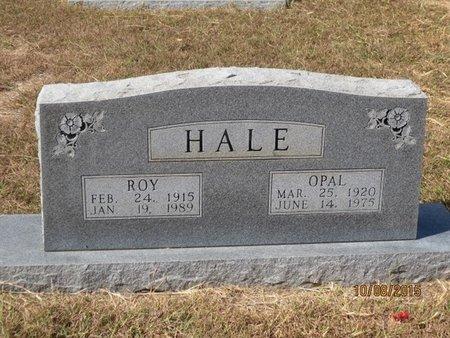 GENTRY HALE, OPAL L - Erath County, Texas | OPAL L GENTRY HALE - Texas Gravestone Photos