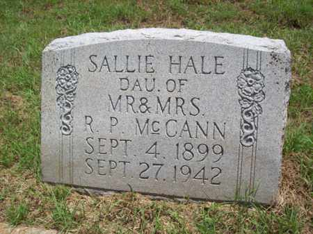 HALE, SALLIE - Erath County, Texas | SALLIE HALE - Texas Gravestone Photos