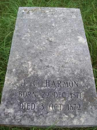 HARMON, J.C. - Erath County, Texas | J.C. HARMON - Texas Gravestone Photos