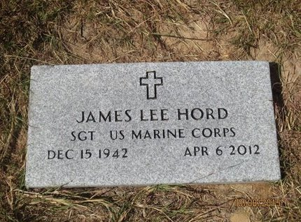 HORD (VETERAN), JAMES LEE - Erath County, Texas   JAMES LEE HORD (VETERAN) - Texas Gravestone Photos