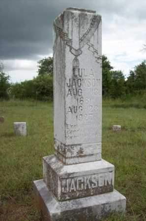 JACKSON, LULA - Erath County, Texas   LULA JACKSON - Texas Gravestone Photos