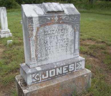 BLACKLOCK JONES, ELIZABETH ANN - Erath County, Texas   ELIZABETH ANN BLACKLOCK JONES - Texas Gravestone Photos
