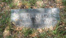 KELLEY, RUFE - Erath County, Texas | RUFE KELLEY - Texas Gravestone Photos