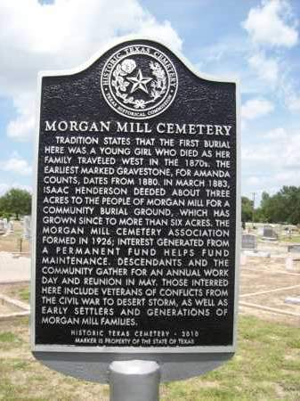 *HISTORICAL  MARKER,  - Erath County, Texas    *HISTORICAL  MARKER - Texas Gravestone Photos