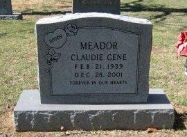 MEADOR, CLAUDIE - Erath County, Texas   CLAUDIE MEADOR - Texas Gravestone Photos