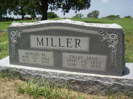 MILLER, DELIA JANE - Erath County, Texas | DELIA JANE MILLER - Texas Gravestone Photos