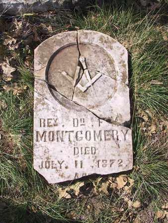 MONTGOMERY, FRANCIS MARION - Erath County, Texas   FRANCIS MARION MONTGOMERY - Texas Gravestone Photos