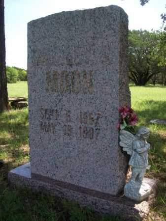 MOON, BRADLEY G. - Erath County, Texas | BRADLEY G. MOON - Texas Gravestone Photos