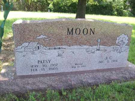 MOON, PATSY E - Erath County, Texas | PATSY E MOON - Texas Gravestone Photos