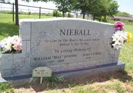 COWEN NIEBALL, JOAN - Erath County, Texas | JOAN COWEN NIEBALL - Texas Gravestone Photos