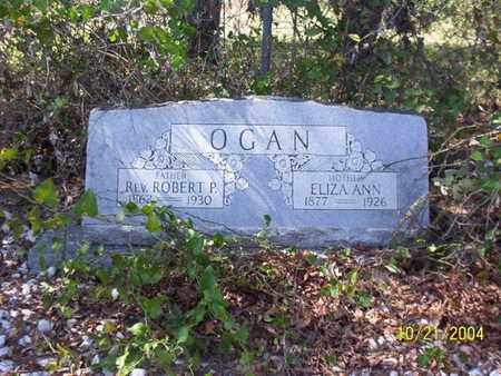 "OGAN, ROBERT PETER ""BOB"" - Erath County, Texas 