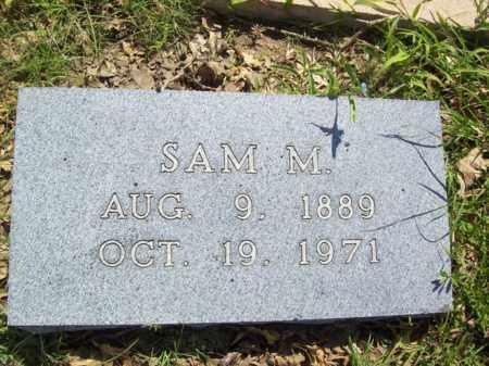 RUSSELL {VETERAN WWI}, SAM MORRIS - Erath County, Texas   SAM MORRIS RUSSELL {VETERAN WWI} - Texas Gravestone Photos
