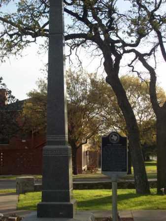 * OVERVIEW,  - Erath County, Texas    * OVERVIEW - Texas Gravestone Photos