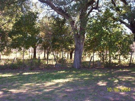 VIEW, OVER - Erath County, Texas | OVER VIEW - Texas Gravestone Photos