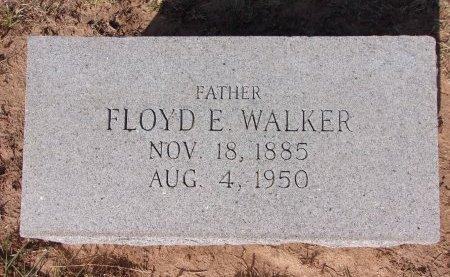 WALKER, FLOYD E - Erath County, Texas   FLOYD E WALKER - Texas Gravestone Photos