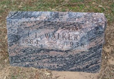 WALKER, J.L. - Erath County, Texas | J.L. WALKER - Texas Gravestone Photos