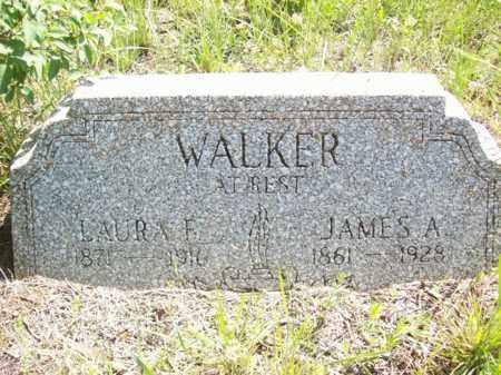 WALKER, JAMES A. - Erath County, Texas | JAMES A. WALKER - Texas Gravestone Photos