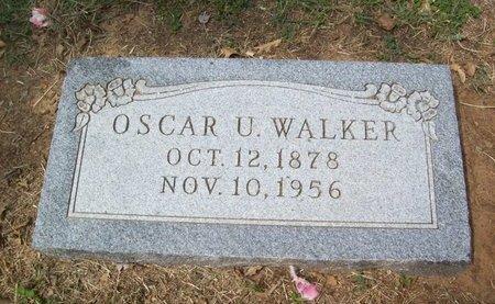 WALKER, OSCAR ULEN - Erath County, Texas   OSCAR ULEN WALKER - Texas Gravestone Photos