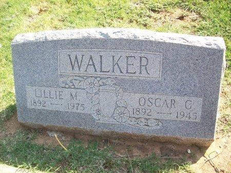 WALKER, LILLIE MAUD - Erath County, Texas | LILLIE MAUD WALKER - Texas Gravestone Photos