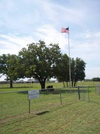*GATE AND OVERVIEW,  - Erath County, Texas |  *GATE AND OVERVIEW - Texas Gravestone Photos