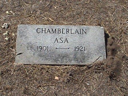 CHAMBERLAIN, ASA - Falls County, Texas | ASA CHAMBERLAIN - Texas Gravestone Photos