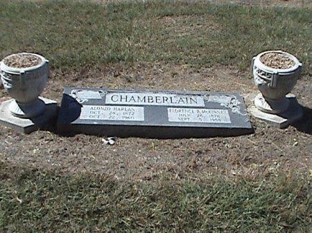 MCKINNEY CHAMBERLAIN, FLORENCE B. - Falls County, Texas | FLORENCE B. MCKINNEY CHAMBERLAIN - Texas Gravestone Photos
