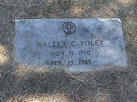 FOLEY, WALTER C. - Falls County, Texas | WALTER C. FOLEY - Texas Gravestone Photos
