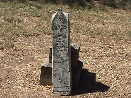 MITCHELL, MARTHA A. - Falls County, Texas | MARTHA A. MITCHELL - Texas Gravestone Photos