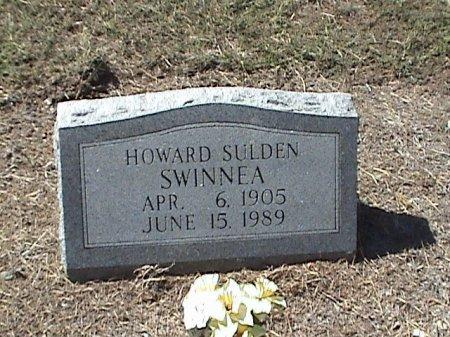 SWINNEA, HOWARD SULDEN - Falls County, Texas | HOWARD SULDEN SWINNEA - Texas Gravestone Photos