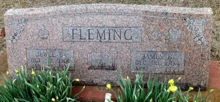 FLEMING, JAMES B. - Fannin County, Texas | JAMES B. FLEMING - Texas Gravestone Photos