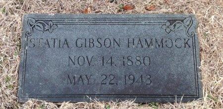 HAMMOCK, STATIA - Fannin County, Texas   STATIA HAMMOCK - Texas Gravestone Photos