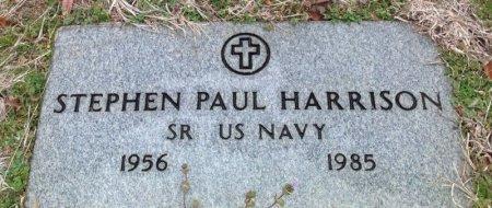 HARRISON (VETERAN), STEPHEN PAUL  - Fannin County, Texas | STEPHEN PAUL  HARRISON (VETERAN) - Texas Gravestone Photos