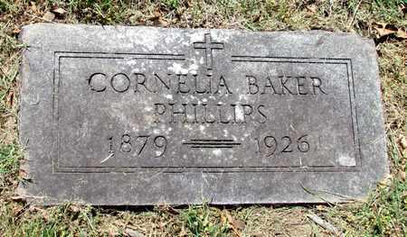 PHILLIPS, CORNELIA - Fannin County, Texas | CORNELIA PHILLIPS - Texas Gravestone Photos