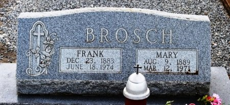 JANCA BROSCH, MARY A. - Fayette County, Texas | MARY A. JANCA BROSCH - Texas Gravestone Photos