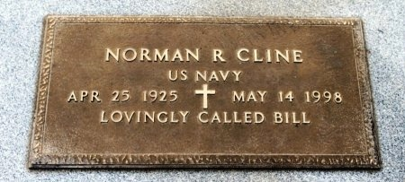 CLINE (VETERAN), NORMAN R  - Fayette County, Texas | NORMAN R  CLINE (VETERAN) - Texas Gravestone Photos